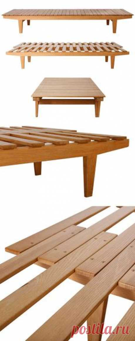 Extendable daybed (All pics as original pin source was removed).