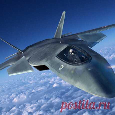 Российский истребитель 5-го поколения  оснастят  фотонным радаром