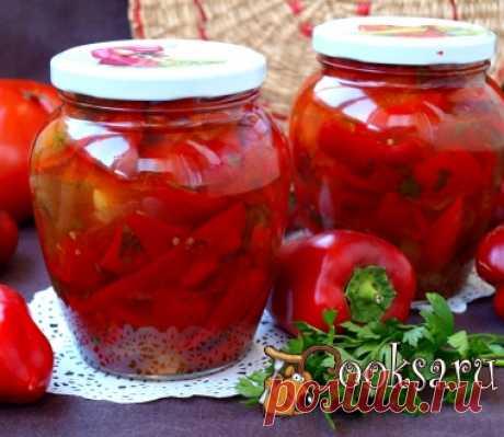 Лечо из болгарского перца и помидоров на зиму фото рецепт приготовления