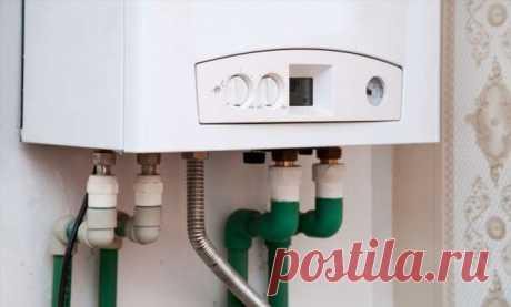 Как вписать газовый котел в кухонный интерьер . Милая Я