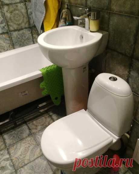 """Alteration of \""""the smallest bathroom in world\"""""""