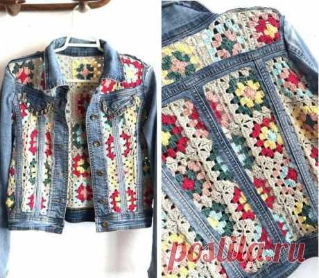 Крючок и джинсовая ткань = великий комбинатор| Яндекс Дзен