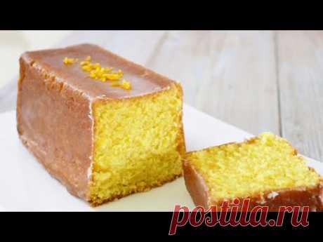 Апельсиновый кекс • Лучший сайт кулинарии