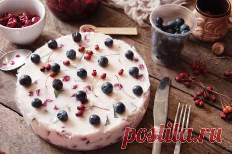 Роскошные десерты без выпечки на Новый год   POVAR.RU   Яндекс Дзен