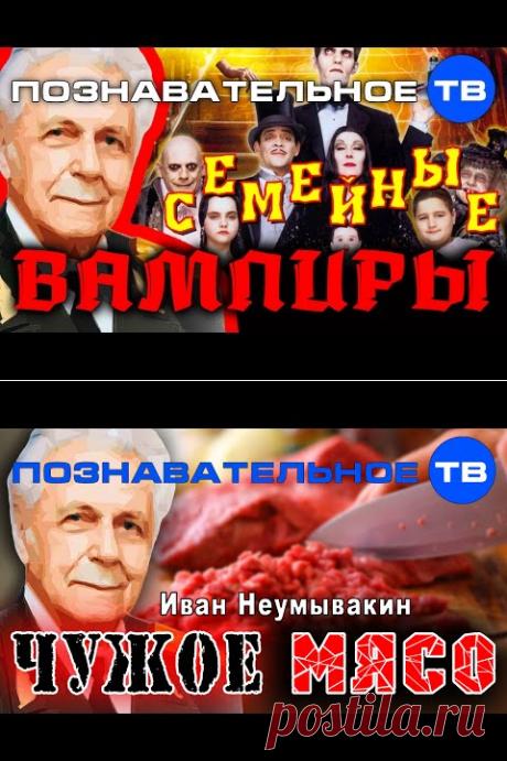 Семейные вампиры (Познавательное ТВ, Иван Неумывакин) - YouTube