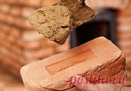 Глина для кладки печей: делаем самостоятельно раствор из глины для кладки печей - Мужской журнал JK Men's Качественная глина для кладки печей – одно из самых важных условий надежности и долговечности будущего отопительного сооружения, Глина может быть
