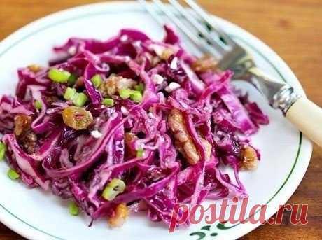 Домашний диетический салат