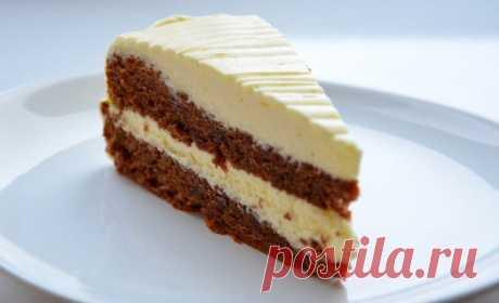 Торт из нутеллы. Автор: Тарелкина