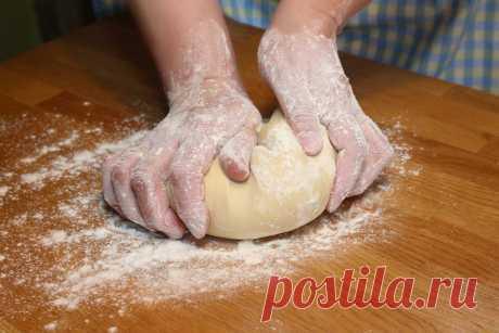 Кефирное тесто для пирожков, лучше чем дрожжевое | Кулинарные записки обо всём | Яндекс Дзен
