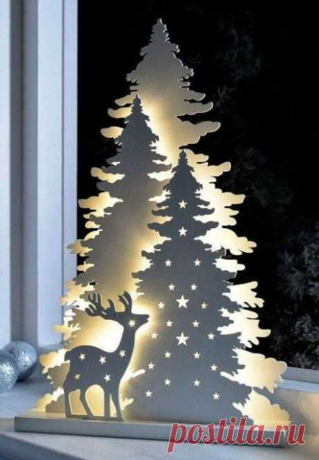 HomelySmart   15 Magical Christmas Luminaries That Will Light Up Your Heart - HomelySmart