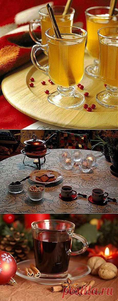 Традиционные русские напитки к блинам