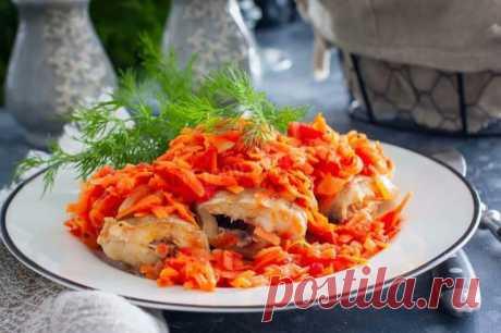 Блюда из рыбы: 10 лучших рецептов из любимой рыбки - Сабрина