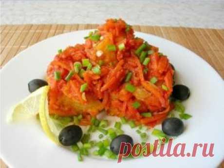 Попробуйте этот рецепт обязательно! Вкуснейшая рыба под маринадом / Видео-рецепты / TVCook: пошаговые рецепты с фото