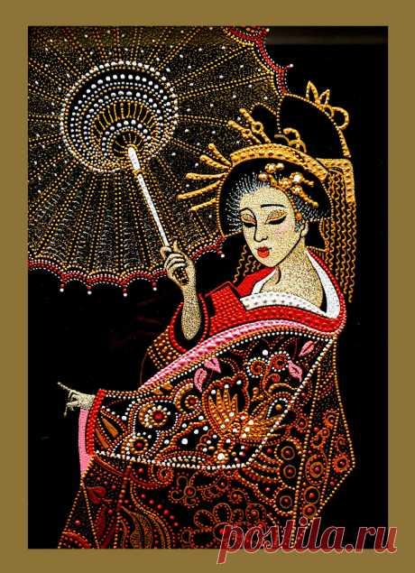 «девушка с зонтом» — карточка пользователя Наталья Б. в Яндекс.Коллекциях