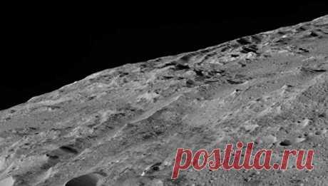 Son publicadas las nuevas forografías de alta calidad del Ceres | la RIA Novosti