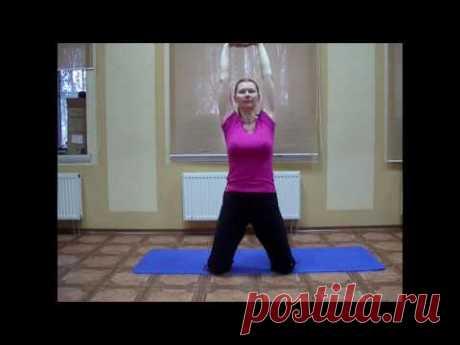 Упражнения для исцеления суставов (убирает боли, возвращает гибкость и силу)