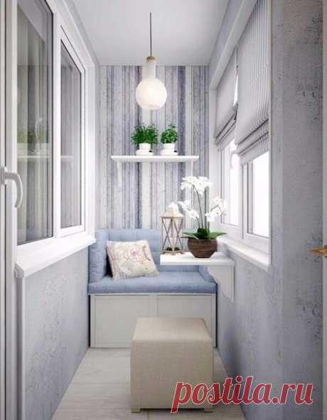 Дизайн балкона.
