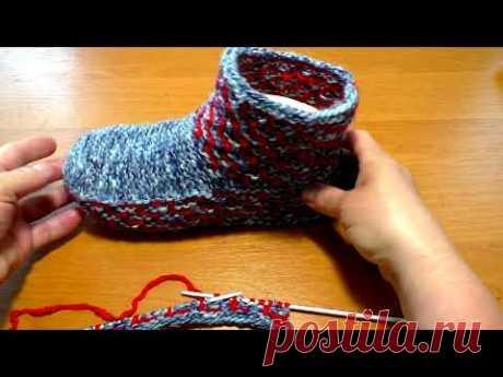Универсальные носки сапожки