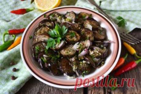 Баклажаны как грибы Для любителей баклажанов предлагаю простой и очень вкусный рецепт. Баклажаны готовятся быстро, а по вкусу напоминают грибы. Попробуйте. Я уверена, что вам понравится ! Приятного аппетита !