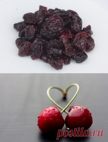 Цукаты из вишни - рецепт. Как сделать вишневые цукаты на зиму в домашних условиях. » Сусеки