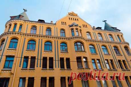 Латвия: Достопримечательности столицы - Рига!