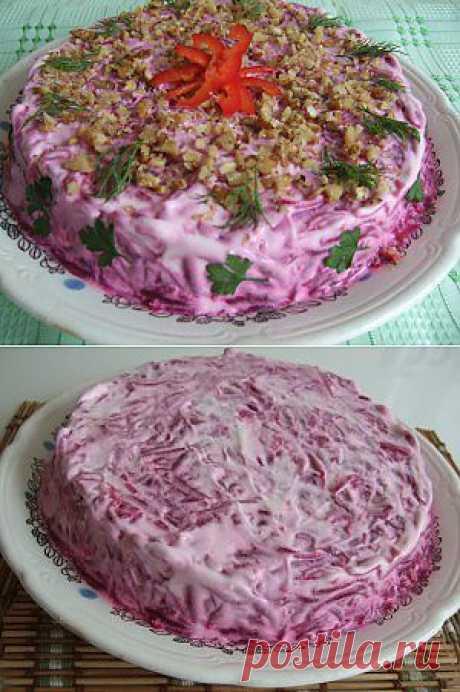 вкусный салат с мясом | Вкусно есть!