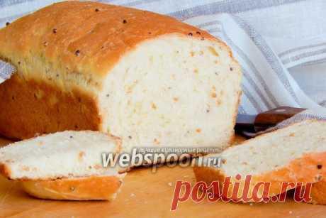 Хлеб на французской горчице рецепт с фото, как приготовить на Webspoon.ru