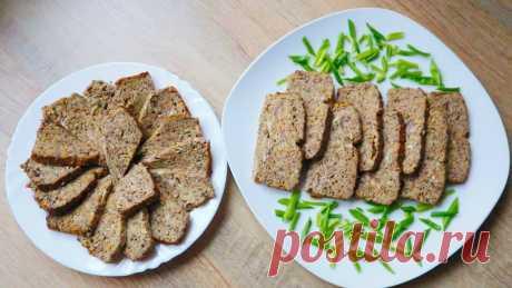 Готовлю по поводу и без! Грибное суфле - сочное и нежное блюдо!