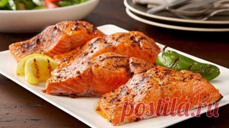 Семга в духовке - лучшие рецепты запекания филе красной рыбы