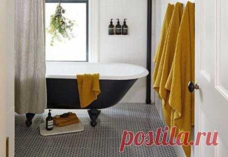 Семнадцать советов от редактора интерьерной рубрики журнала «Лиза» помогут обновить ванную комнату. Без лишних затрат!