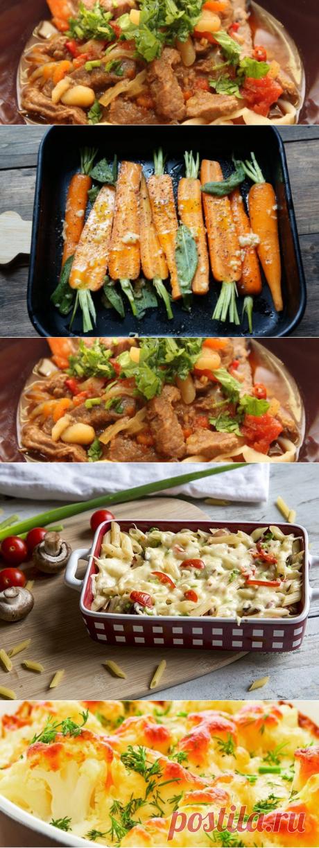 4 вкуснейших гарнира к мясу