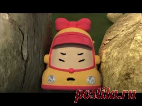 Robokar Pauly - the Adventure - the Gift Pass (the animated film 18) the Developing animated film
