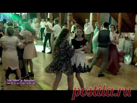 Ой мамо полька танець на українському весіллі