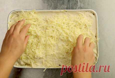 «Лазанья классическая с мясом» рецепт c видео – итальянская кухня: паста и пицца