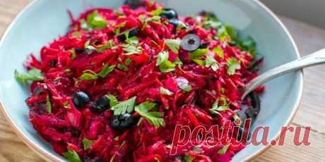 5 вкусных салатов из свёклы для тех, кому надоели шуба и винегрет | Лайфхакер | Яндекс Дзен