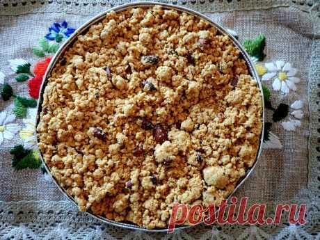 Итальянский песочный пирог Збризолона, от которого не останется даже крошки. Пошаговый рецепт | Отпуск в Италии | Яндекс Дзен