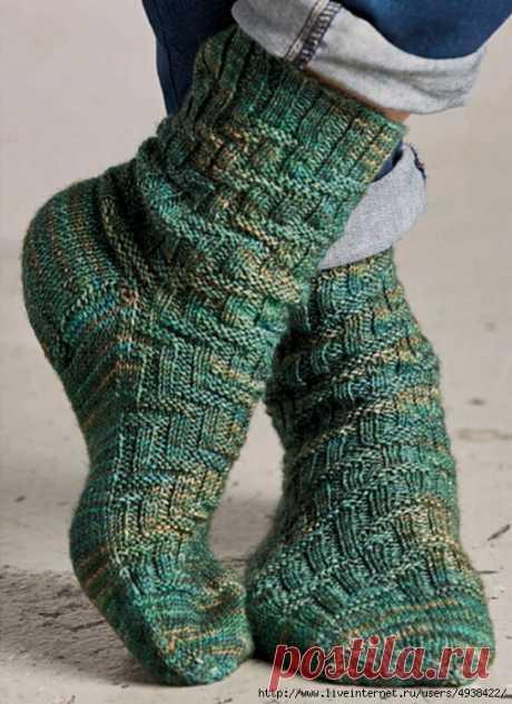 Мужские вязаные носки «Radnor».