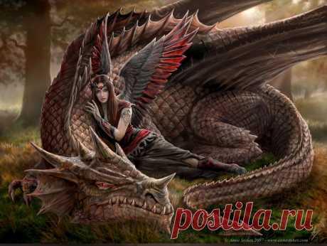 — А ты знаешь, как обычно заканчиваются сказки? — Конечно. Все Принцессы остаются с Драконами. Живут долго и счастливо. Очень долго, разумеется, ты ведь представляешь, сколько может прожить нормальный, здоровый, счастливый Дракон? — Хм, почему это с Драконами? А как же порядочные Принцы? Показать полностью…