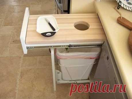 Отличные идеи для кухни!