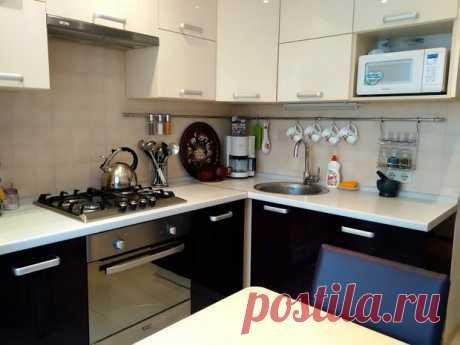 Ремонт обычной кухни 7 кв. м. — Идеи ремонта