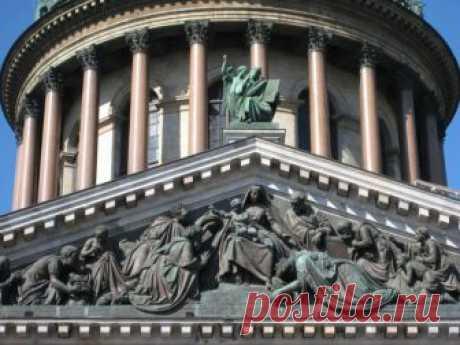 El gigante sobre el pantano. Las leyendas de la catedral Isaakievsky