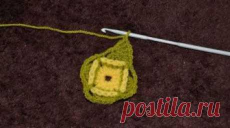 Баварское вязание крючком схемы и описание: пошаговый мк