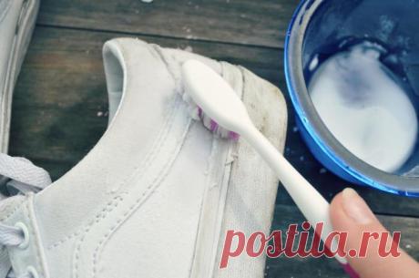 Недорогие подручные средства для ухода за одеждой и обувью