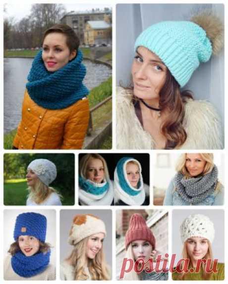 Вязаные шапки спицами для женщин с описанием и схемами осень-зима 2018-2019 Для любой женщины шапка - это не просто вещь, уберегающая от холода. Это прежде всего стильный аксессуар, дополняющий образ. Выбирая шапку, модница задумывается не только о цвете, но и материале, и стиле, и фасоне. Подойдет ли она к пальто, к цвету волос, к форме лица. Именно поэтому всегда актуально вязание спицами для женщин. Шапки нужны всегда и их никогда не бывает много. Береты Самой популярно...