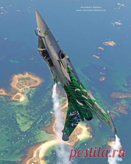 "enrique262:\u000a\"" Armée de l'Air, Dassault Rafale.\u000aSource.\u000a\"""