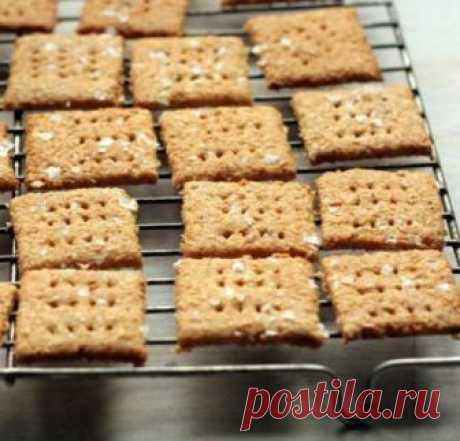 Лучшие рецепты приготовления домашних крекеров