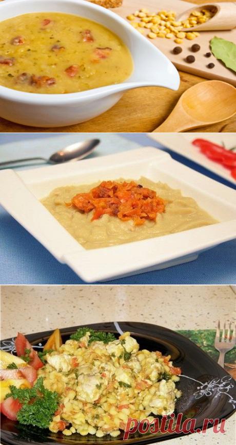 Секреты и рецепты приготовления гороховой каши