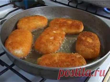 Пост. Рисовые котлеты с грибным соусом от повара семинарской трапезной.