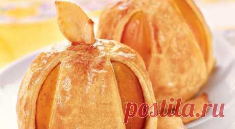 Яблоки в тесте, пошаговый рецепт с фото