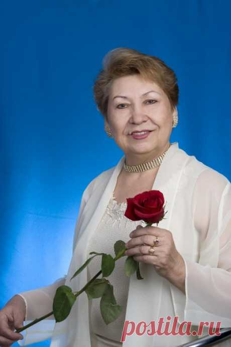 Рауза Пулатова